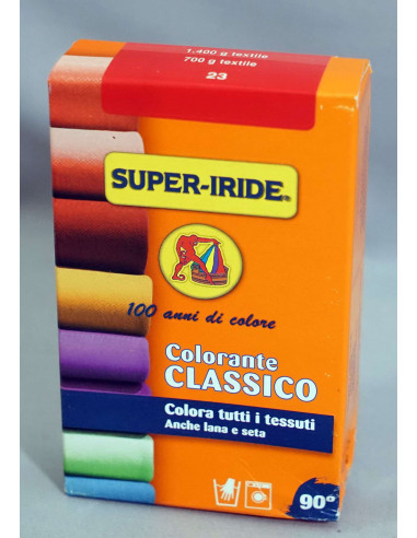 Super-Iride  dye Classic