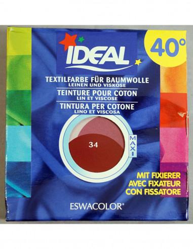 IDEAL Liquid dye MAXI 34 BORDEAUX