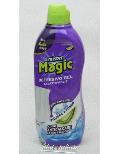 MISTER MAGIC DETERGENT GEL DISHWASHER...