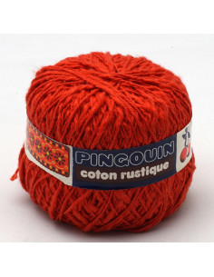 COTTON PINGOUIN RUSTIQUE