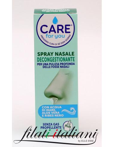 Spray Nasale Decongestionante  Azione...