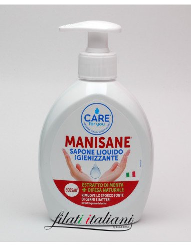 SANITIZING LIQUID SOAP Care For You