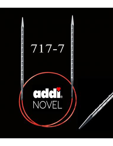717-7 80cm N°6.0 ADDI NOVEL  Circular...