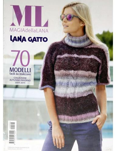 ML Magia della Lana - rivista Lana Gatto 2014-15