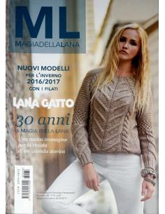 ML Magia della Lana - rivista Lana Gatto 2016-17
