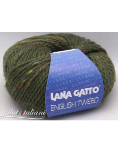 ENGLISH TWEED - LANA GATTO 13278