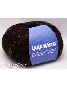 ENGLISH TWEED - LANA GATTO 12482