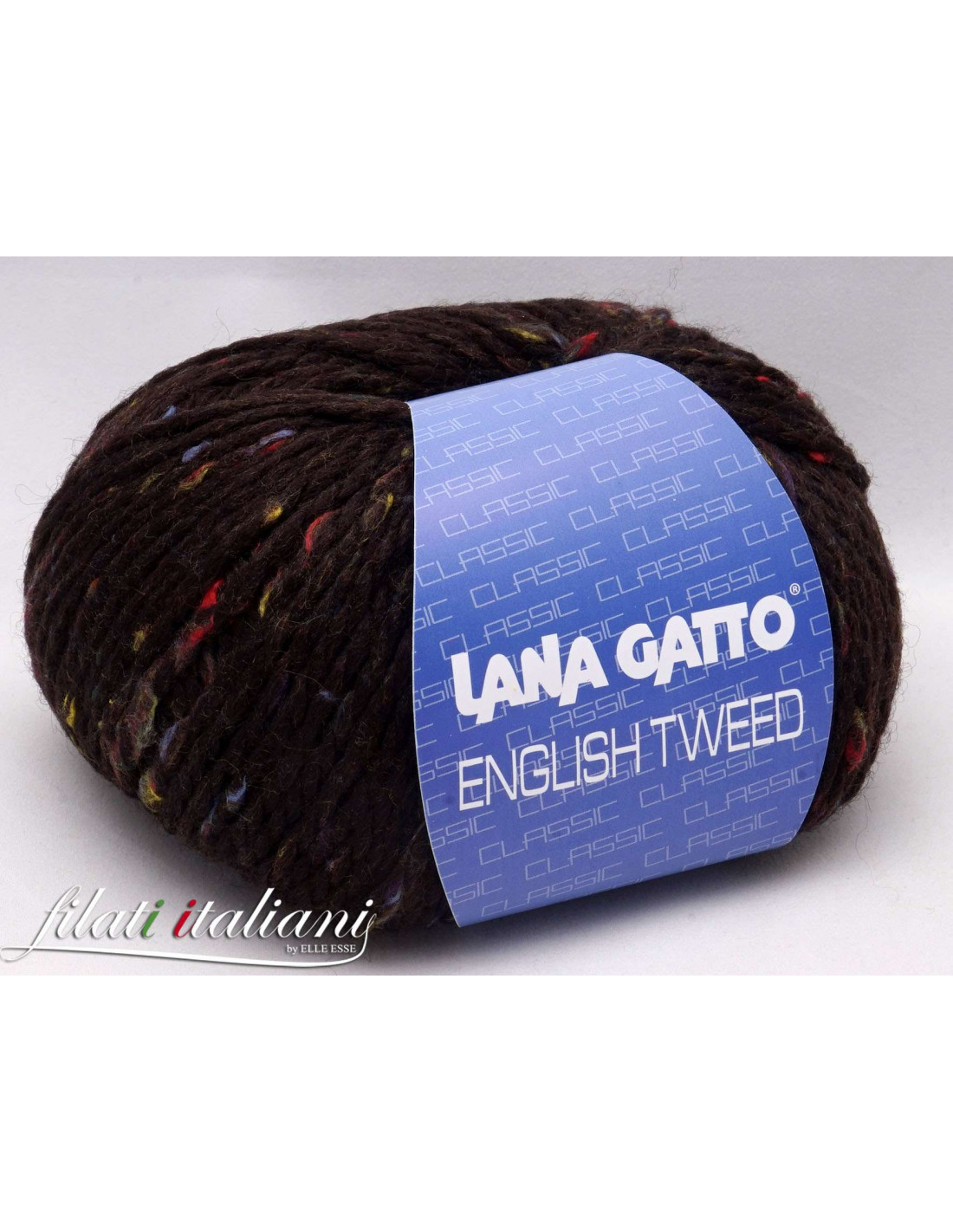 LANA GATTO 12482 ENGLISH TWEED