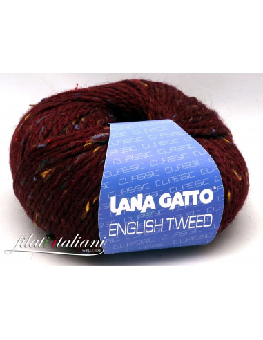 ENGLISH TWEED - LANA GATTO 10105