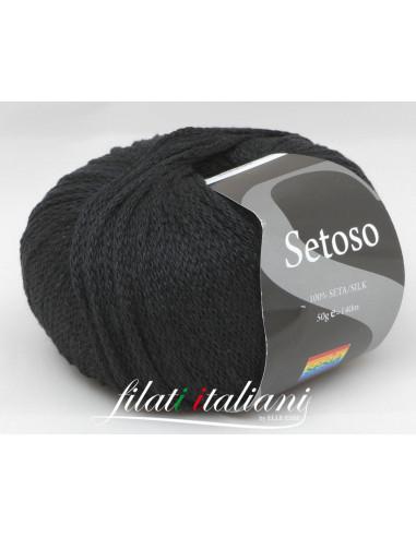SE67  100% SILK SETOSO SESIA  5,99€/pz
