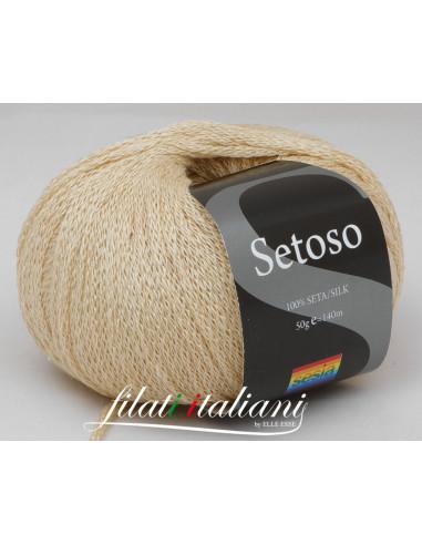 SE1703   100% SETA  SETOSO SESIA...